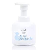 Evoli (อิโวลี่) baby all over foam wash